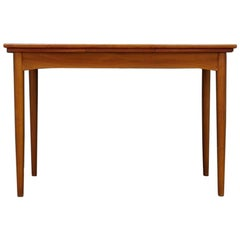 Table Vintage Teak Danish Design Retro