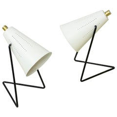Table/Wall Lamps Model B790 by Boréns, Sweden, 1950s