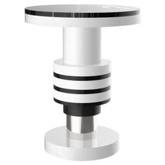 Tables, Sofa Ends, Bedside Tables, Contemporary Design in Ceramic and Marble
