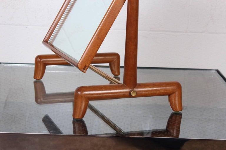 Tabletop Mirror by T.H. Robsjohn-Gibbings For Sale 1