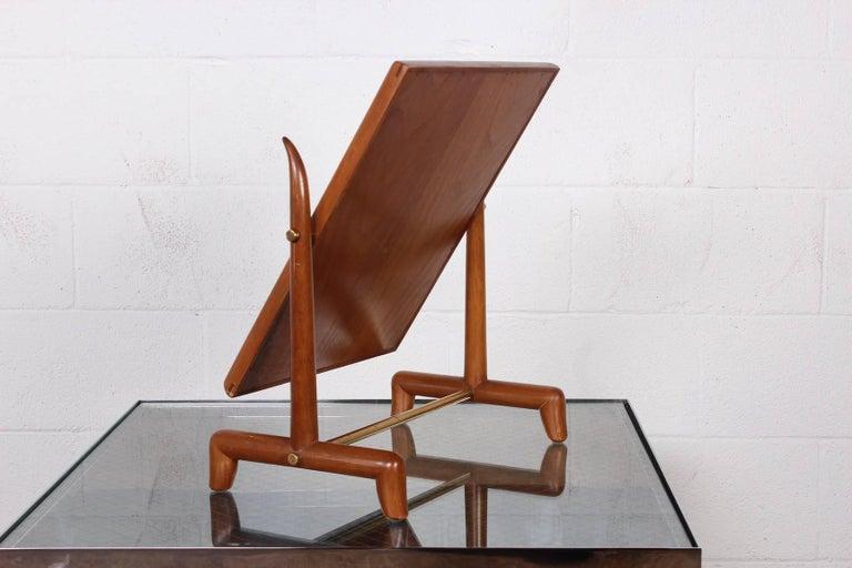 Tabletop Mirror by T.H. Robsjohn-Gibbings For Sale 3