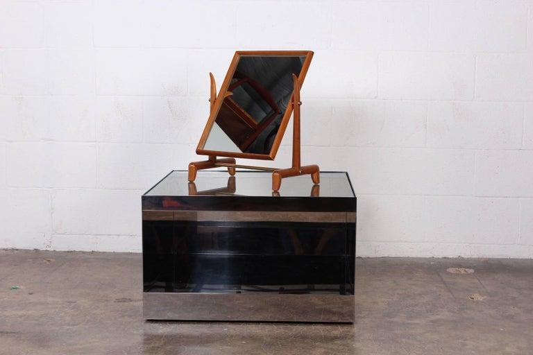 Tabletop Mirror by T.H. Robsjohn-Gibbings For Sale 4