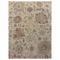 Tabriz Design Oversize Rug  13' x 23'9