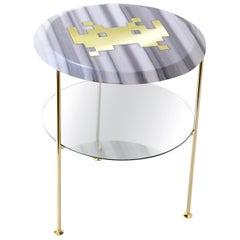 Tabù Marble GodBoy Side Table