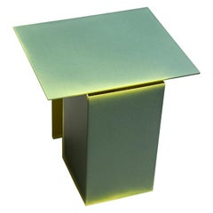 Tacchini Daze Metal Side Table Designed by Truly Truly