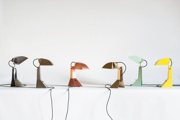 Tacchini E63 Lamp Designed by Umberto Riva For Sale 4