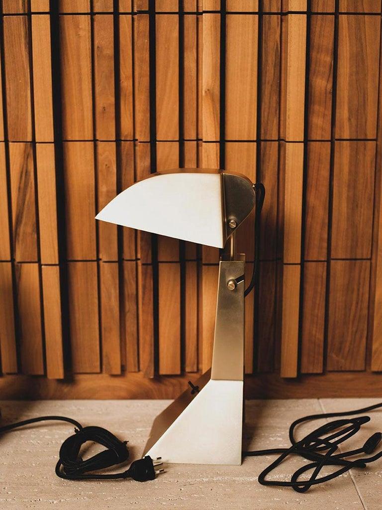 Contemporary Tacchini E63 Lamp Designed by Umberto Riva For Sale