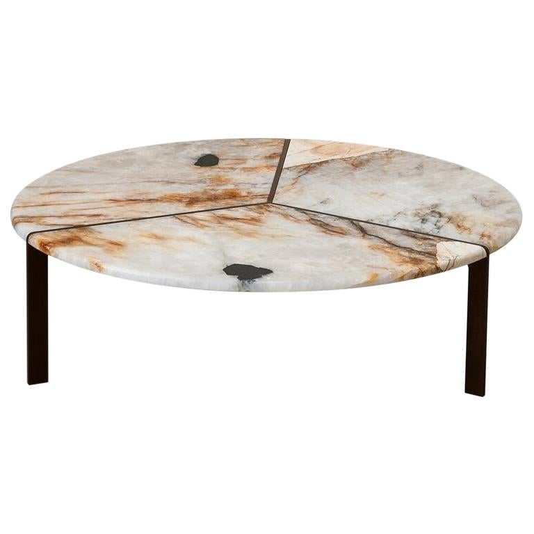 Tacchini Joaquim Coffee Table Designed by Giorgio Bonaguro For Sale