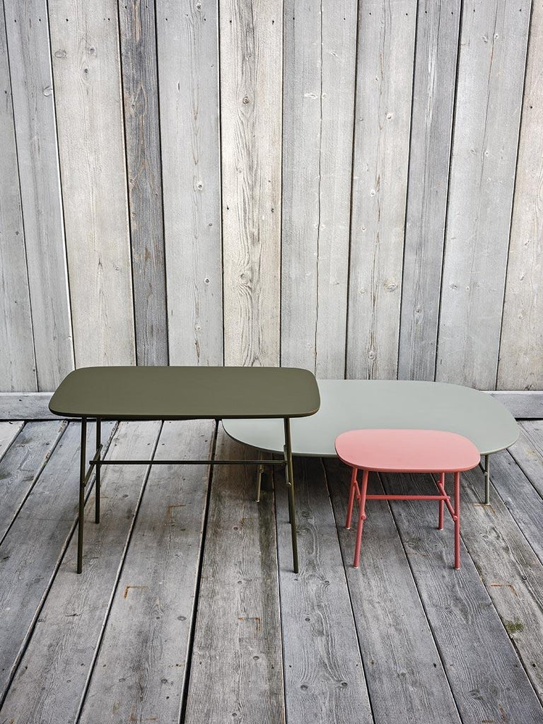 Tacchini Kelly B-Table designed by Claesson Koivisto Rune In New Condition For Sale In New York, NY