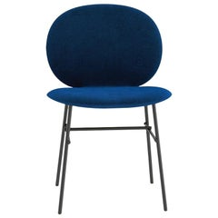 Tacchini Kelly C Chair in Blue Calantha Fabric by Claesson Koivisto Rune