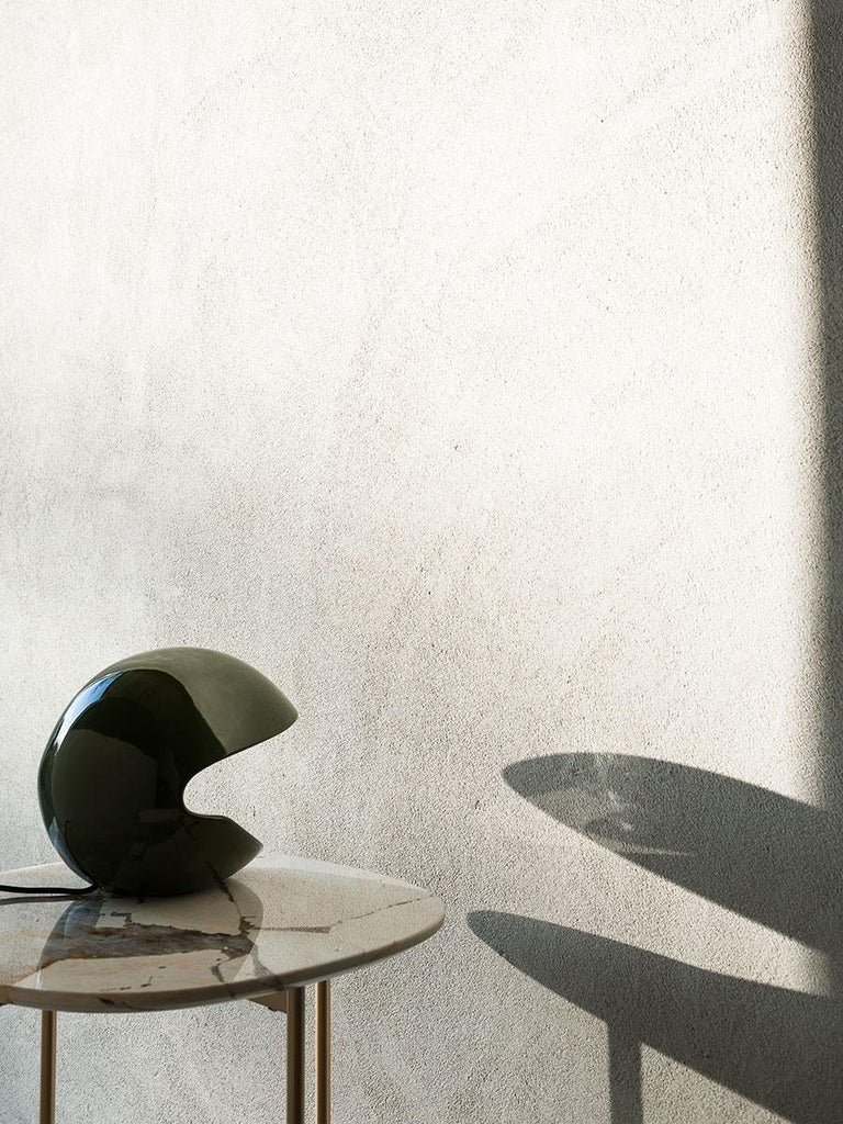 Italian Tacchini Miss Pack Table Lamp Designed by Alvino Bagni For Sale