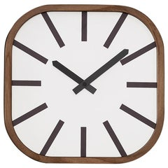 Tacchini Mod Clock S Designed by Think Work Observe