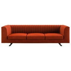 Tacchini Quilt Elegant Sofa designed by Pearson Lloyd