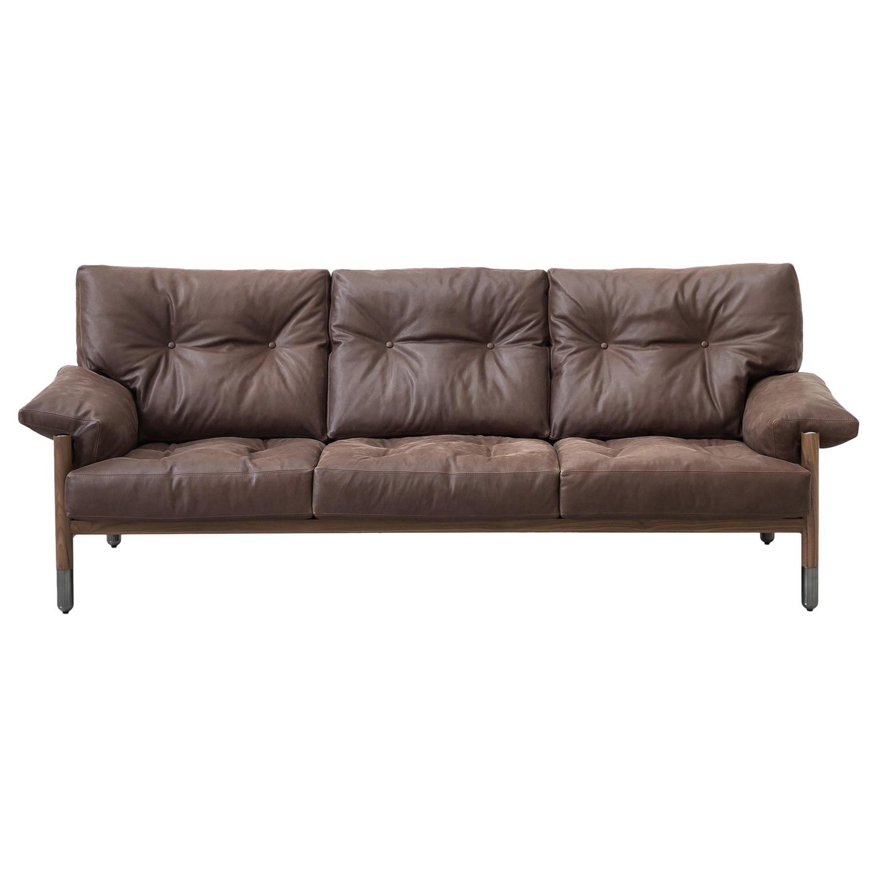 Tacchini Sella Sofa Designed by Carlo de Carli