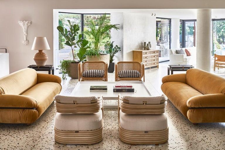 Tacchini Sesann Armchair Designed by Gianfranco Frattini For Sale 5
