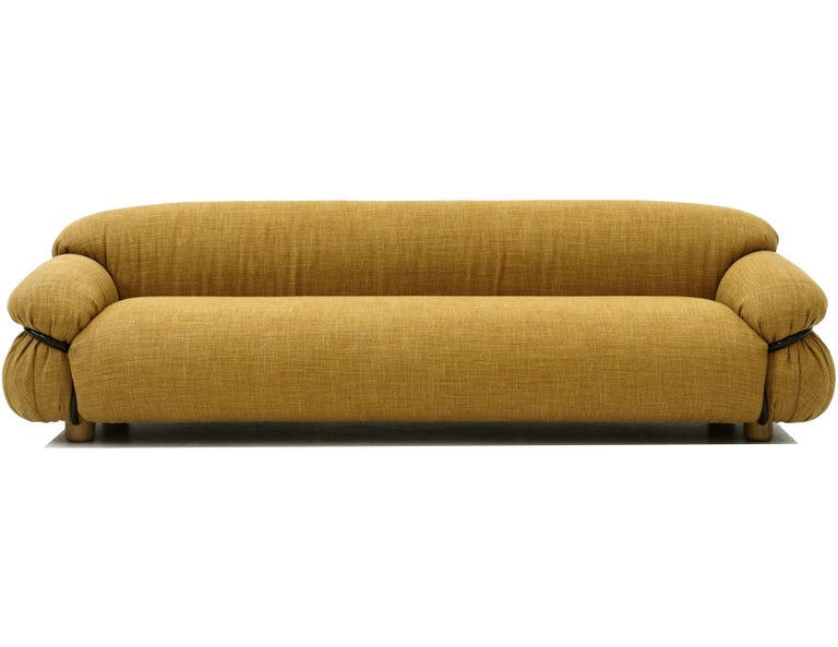 Tacchini Sesann Armchair Designed by Gianfranco Frattini For Sale 7
