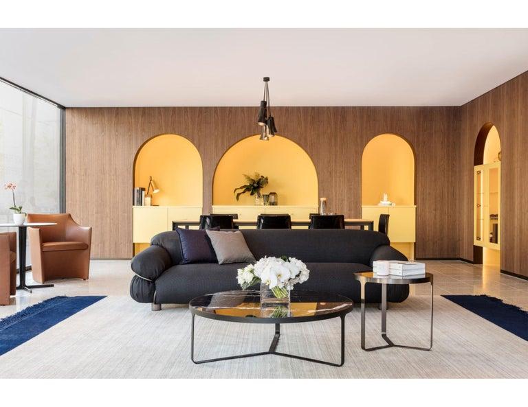 Tacchini Sesann Armchair Designed by Gianfranco Frattini For Sale 9