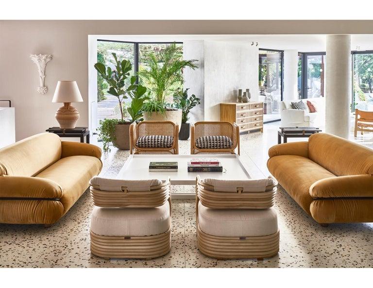 Tacchini Sesann Armchair Designed by Gianfranco Frattini For Sale 10