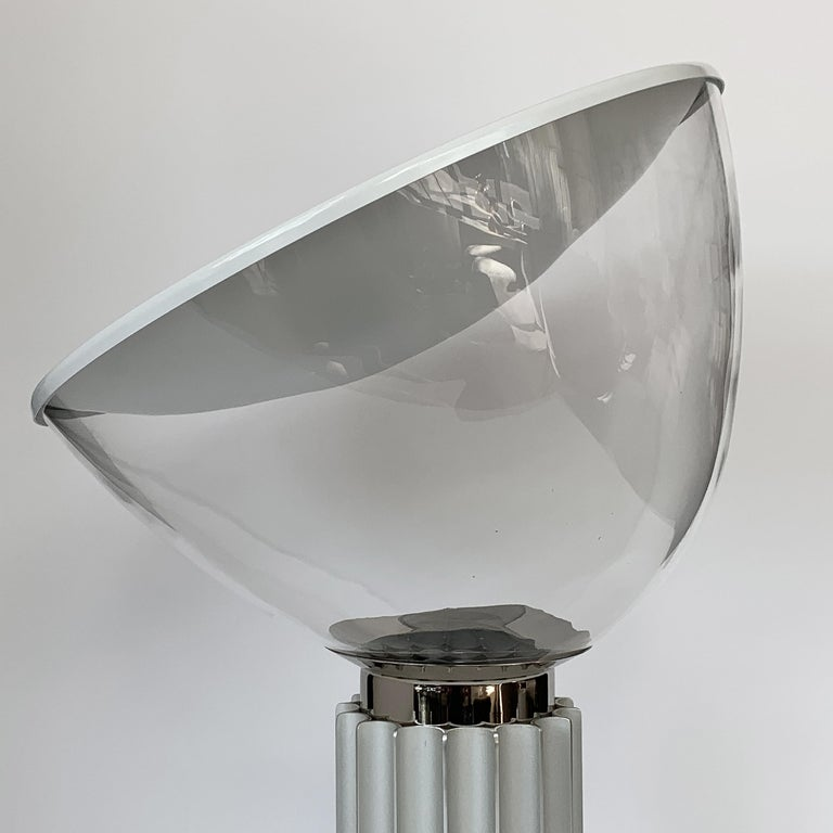 Taccia Lamp by Pier Giacomo and Achille Castiglioni for Flos For Sale 2