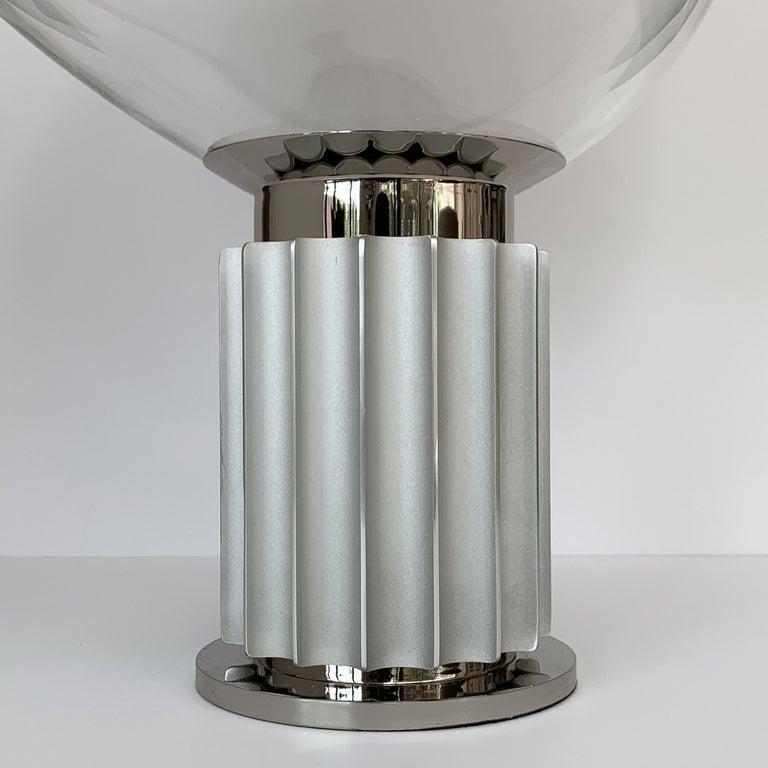Taccia Lamp by Pier Giacomo and Achille Castiglioni for Flos For Sale 4