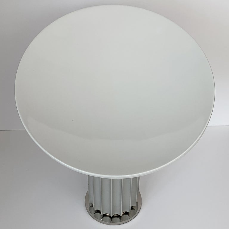 Taccia Lamp by Pier Giacomo and Achille Castiglioni for Flos In Excellent Condition For Sale In Chicago, IL