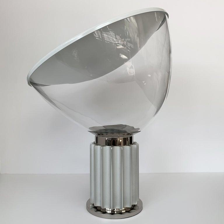 Taccia Lamp by Pier Giacomo and Achille Castiglioni for Flos For Sale 1
