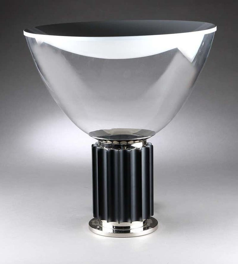 Mid-Century Modern Taccia Table Lamp by Achille & Pier Giacomo Castiglioni from Flos For Sale
