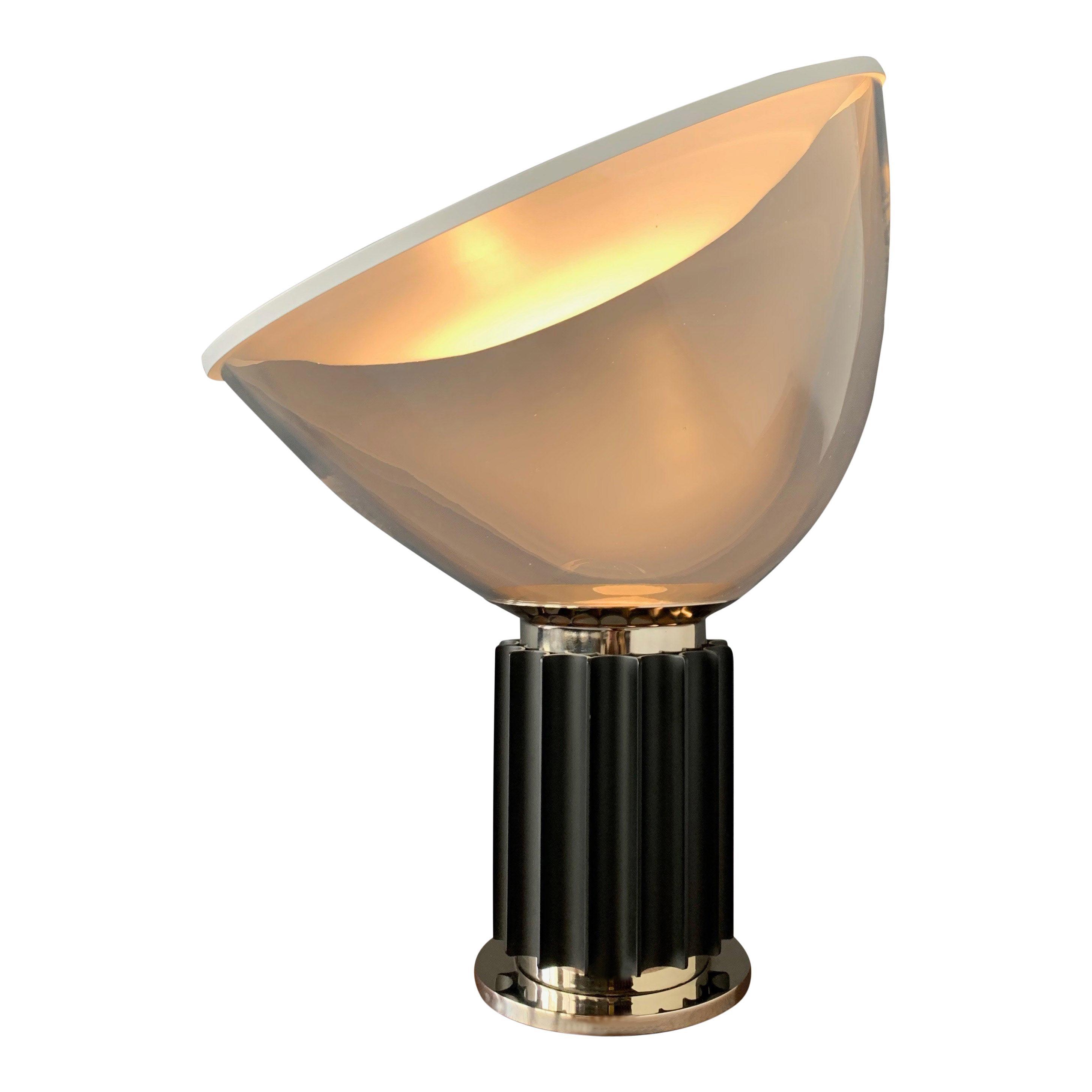 Taccia Table Lamp Designed by Achille Castiglioni for Flos