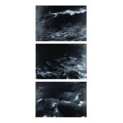 Ohne Titel (Schwarze Triptychon)