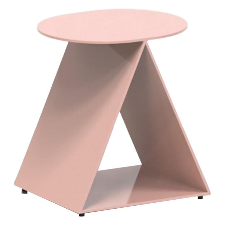 Tack Stool in Rose For Sale