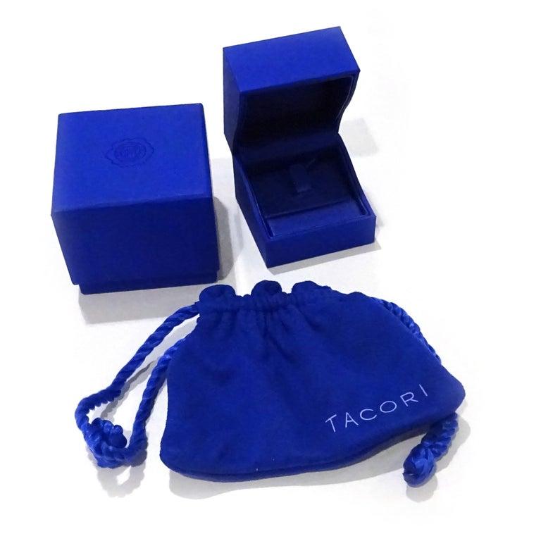 Women's Tacori Diamond Ring in 18 Karat Rose Gold GIA Certified G SI2 2.37 Carat