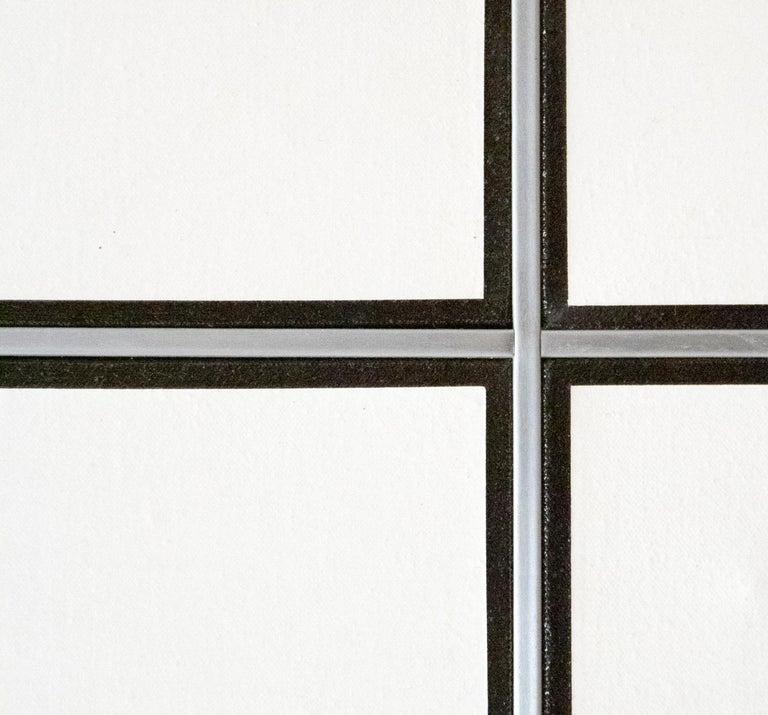 Off White - Painting by Tadaaki Kuwayama