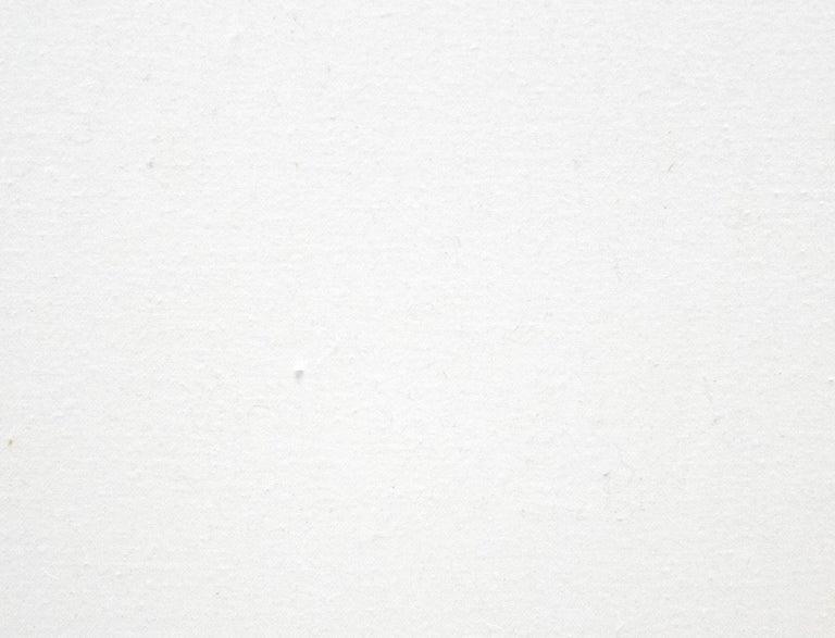 Off White - Contemporary Painting by Tadaaki Kuwayama