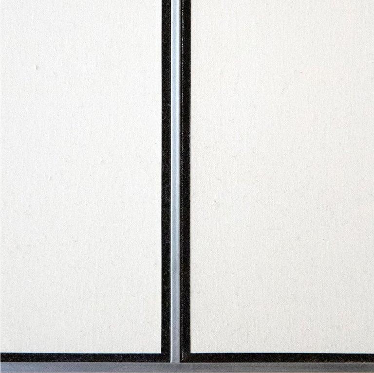 A painting by Tadaaki Kuwayama,