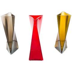 Drei Vasen von Tadao Ando für Venini