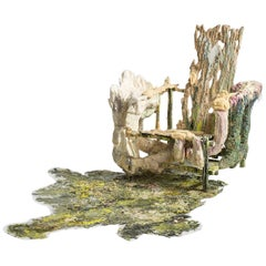 """Tadeas Podracky the Transformation of the Rietveld Chair """"The Metamorphosis"""""""