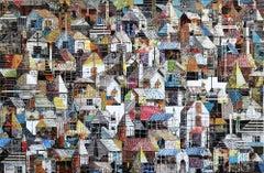 Sublime 2154 - Original Urban Landscape Photographic Collage Artwork