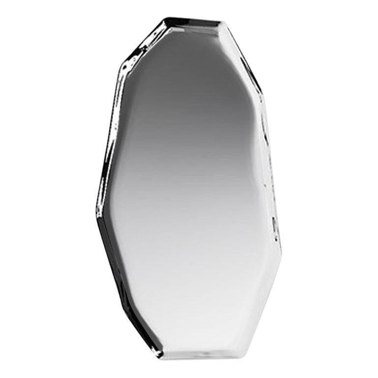 Tafla C3, Mirror in Polished Stainless Steel, Zieta