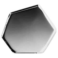 Tafla C6 Mirror in Polished Stainless Steel by Zieta