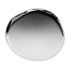 Tafla O6 Mirror in Polished Stainless Steel by Zieta