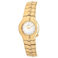 TAG Heuer Alter Ego 18k Yellow Gold Swiss Quartz Ladies Watch WP1443.BG0755