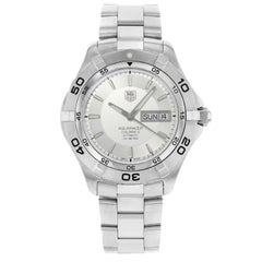 TAG Heuer Aquaracer 2000 Stainless Steel Automatic Men's Watch WAF2011.BA0818