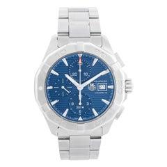 TAG Heuer Aquaracer Automatic Chronograph Men's Diver's Watch CAY2112.BA0927