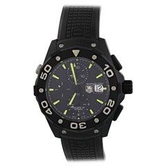 TAG Heuer Aquaracer CAJ2180-2 Full Back Men's Watch