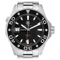 TAG Heuer Aquaracer Calibre 5 500M Steel Men's Watch WAJ2110