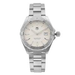 TAG Heuer Aquaracer Silver Dial Quartz Men's Watch WAY1111.BA0928