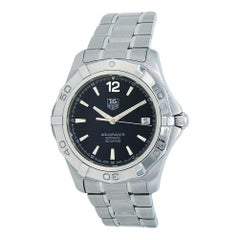 TAG Heuer Aquaracer Stainless Steel Automatic Men's Watch WAF2110.BA0806