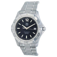 TAG Heuer Aquaracer WAF2110, Beige Dial, Certified and Warranty