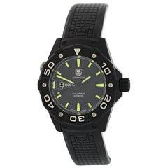 TAG Heuer Aquaracer WAJ2180 Diver 500 Men's Watch Box Papers