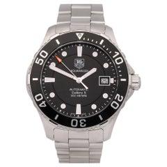 TAG Heuer Aquaracer WAN2110 Men's Stainless Steel Watch